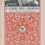 I libri del giorno - Anno IX - N. 12 (Milano 1926