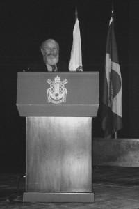 Il Prof. Giuseppe Ragnetti a Porto Alegre, Brasile